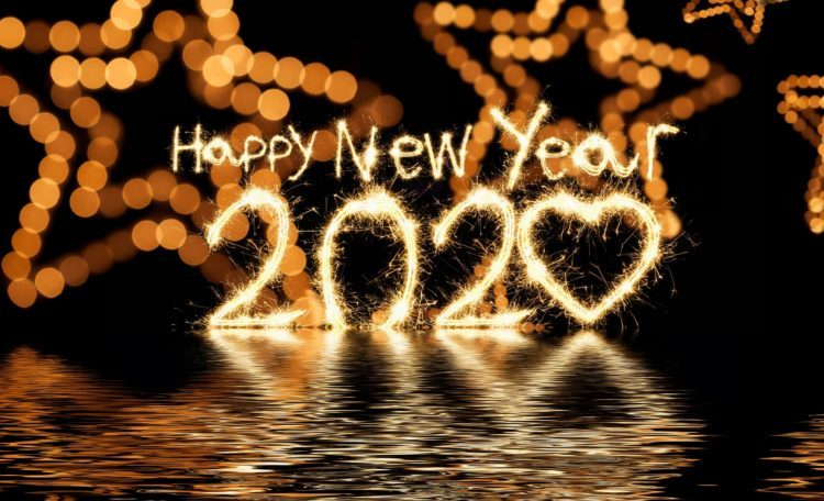 Bonne et Heureuse Année…